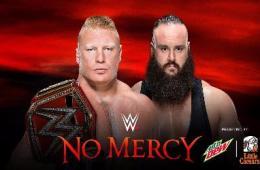 Cobertura y Resultados en vivo WWE No Mercy 2017