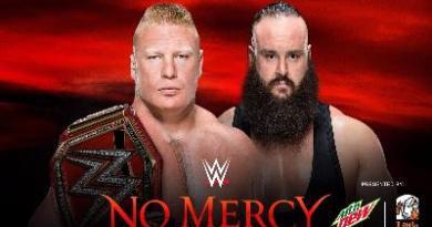 WWE No Mercy 2017 (Cobertura y Resultados en Directo)