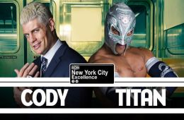 Cody vs Titan NYC Excellence