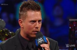 Daniel Bryan ataca a The Miz en Smackdown Live