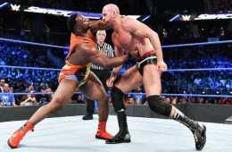 Desciende la audiencia de WWE Smackdown Live en esta semana