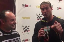 Dolph Ziggler WWE Barcelona