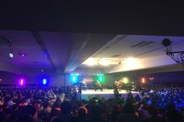 Dragon gate enero febrero