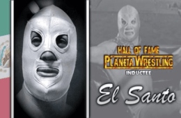 El Santo Planeta Wrestling Hall of fame 2016