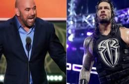 El presidente de UFC Dana White responde a los comentarios de Roman Reigns en WWE RAW