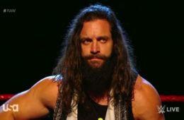 Elias apunta que el ego de Chris Jericho está descontrolado