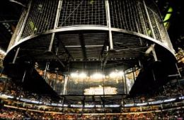 WWE Elimination Chamber Femenino