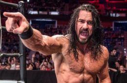 Entrevista a Drew McIntyre WWE Malaga