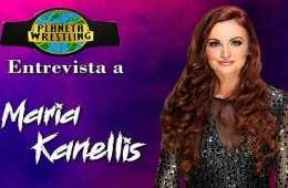 Entrevista a María Kanellis
