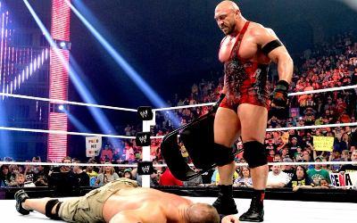¿Ryback arrepentido de dejar WWE?