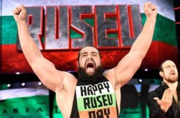 WWE noticias Rusev