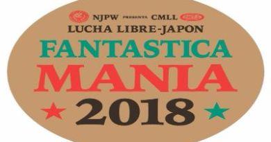 Resultados del sexto día de Fantasticamania 2018 del 19 de enero
