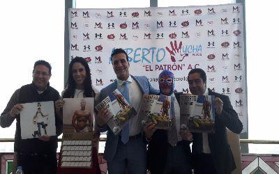 Fundación Lucha Por Ellos y Calendario 2018 de Alberto el Patrón