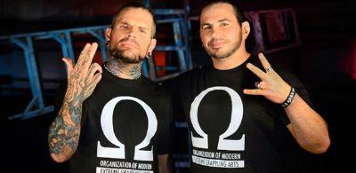 Hardy Boys WWE