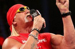 Hulk Hogan estatua