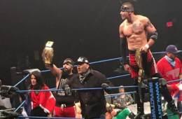 Impact Wrestling cancela la aparición de LAX en EVOLVE