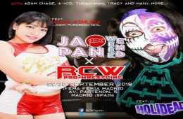 Japan Week RCW