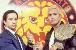 Jay White se une a CHAOS NJPW