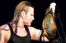 Jeff Hardy campeón Intercontinental de la WWE