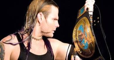 Jeff Hardy campeón Intercontinental de la WWE