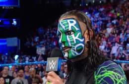 Jeff Hardy reta a Randy Orton a un Hell in a Cell match
