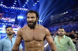 Jinder Mahal quería estar en el programa principal de Wrestlemania 33