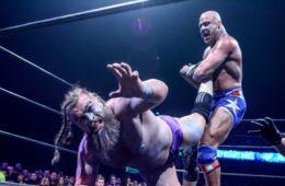 Joe Coffey quiere una revancha contra Kurt Angle