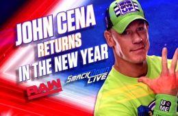 John Cena RAW y Smackdown