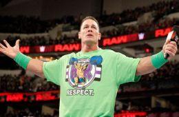 John Cena cuelga un mensaje con sabor a WWE Crown Jewel