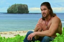 Johnny Impact eliminado de Survivor