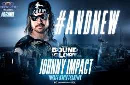 Johnny Impact es el nuevo Impact World Champion