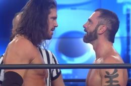Johnny Impact no ha hablado con Austin Aries desde Bound for Glory