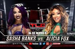 TLC Kickoff Sasha vs Fox