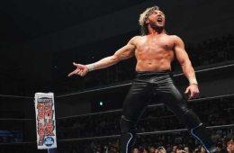 Kenny Omega se despide de NJPW