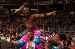 Kofi Kingston no estaba en los planes originales de WWE para luchar en Money in the Bank