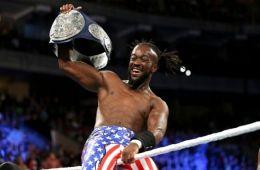 Kofi Kingston quiere ganar todos los campeonatos de WWE