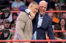 Kurt Angle dice que Jason Jordan estará de vuelta en WWE
