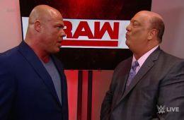 Kurt Angle se niega a darle una revancha a Brock Lesnar