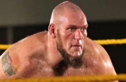 La promo del debut de Lars Sullivan salió a la luz antes de tener la autorización de Vince McMahon