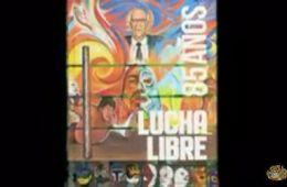 Libro 85 años de Lucha Libre
