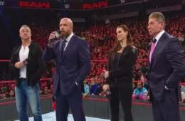 Llega la autoridad a WWE