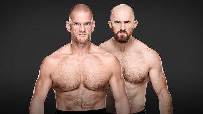 WWE noticias Lorcan Burch