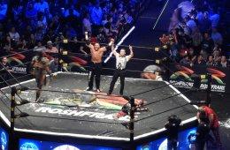 Los Mercenarios ganan la lucha callejera en Triplemania XXVI