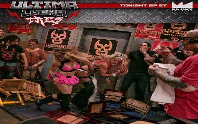 Lucha Underground 11 octubre