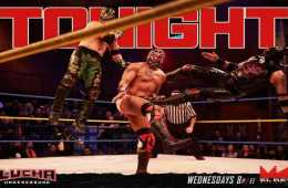 Lucha Underground 26 de Septiembre (Cobertura y resultados en directo)