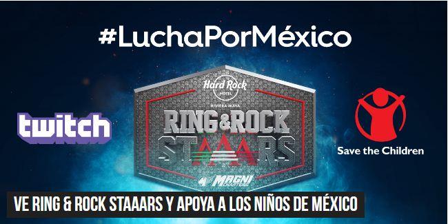#LuchaPorMéxico