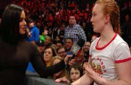 Luchadores de la escuela de Ken Anderson fueron usados en el show de WWE RAW