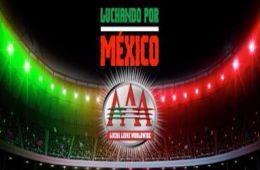 #LuchandoPorMéxico