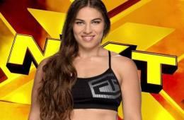 Marina Shafir hace su debut en un ring de WWE NXT