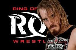 Mark Haskins firma oficialmente por ROH